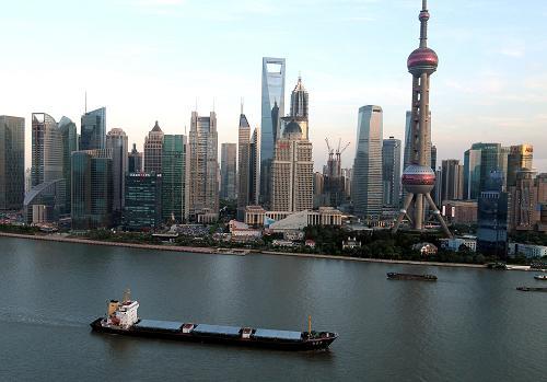 上海在扩大开放中建设国际金融中心