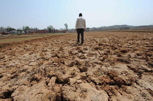 云南干旱致上千万人受灾