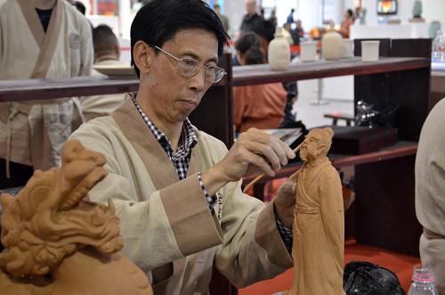 第8届义乌文博会开幕