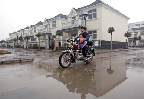 河南省贫困地区农民消费增长